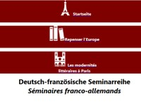 Repenser l'Europe