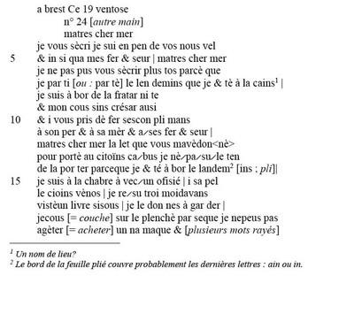 Côtes-D'Armor I.1.1t