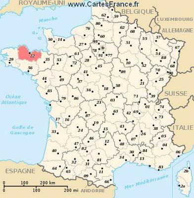 dep. Côtes d'Armor